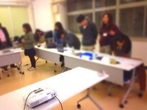京都産業大学「むすびわざコーオプ授業」