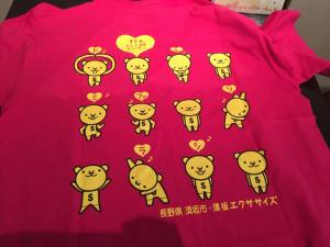 Give&gift:長野県須坂エクササイズとシナノスイート