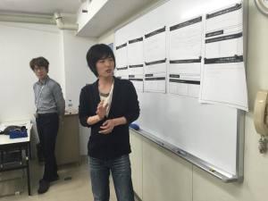 ECCコンピュータ専門学校の3回連続授業の最終回
