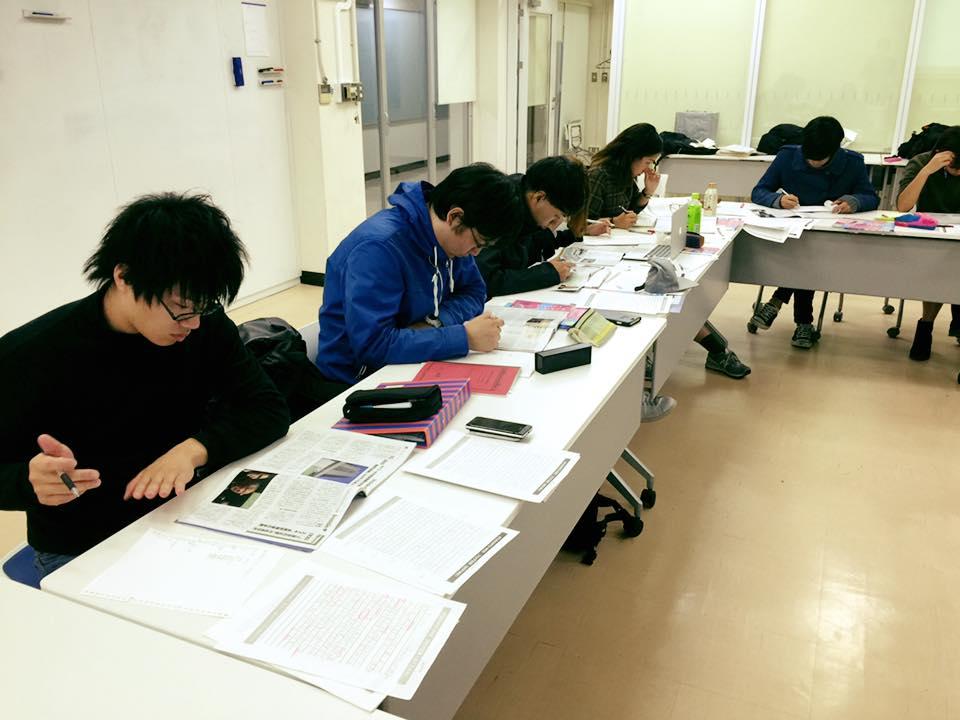京都産業大学で「ブログ記事を書かせる」授業をしています