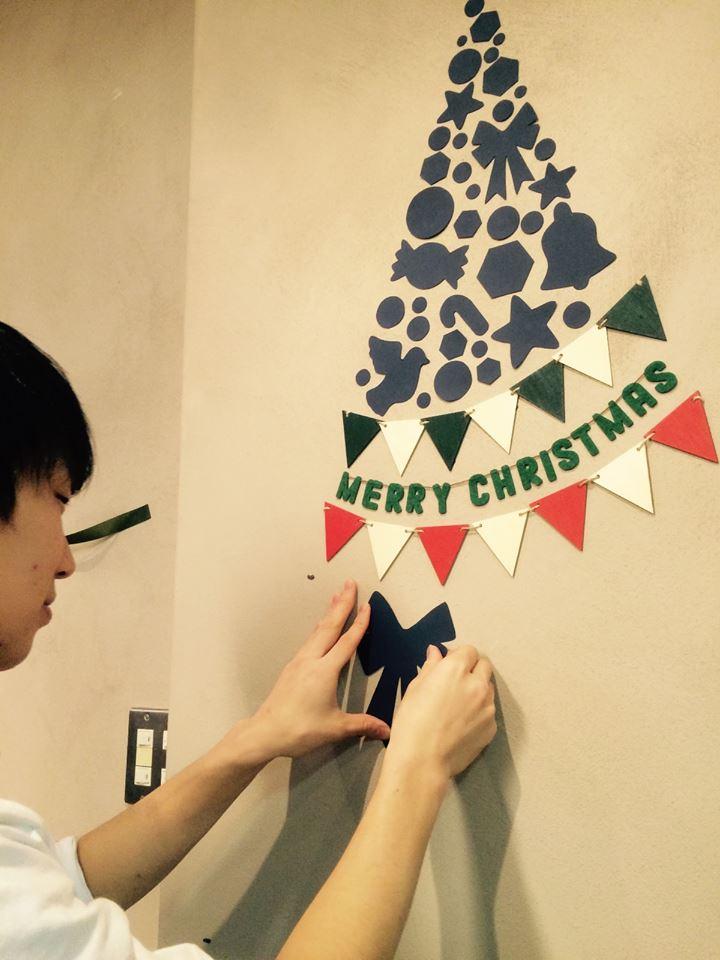Give&gift(ギブアンドギフト):クリスマスの装飾第2弾!!!