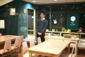 福祉のミライ教室in堺、4日目は「原価計算」