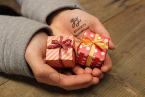 Give&gift(ギブアンドギフト):『オーガニックオートミールクッキー』を楽しんでいただけます☆
