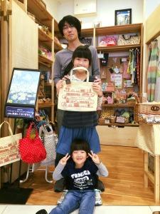 堺市障害者支援課さんとの福祉のミライ教室の販売会♫