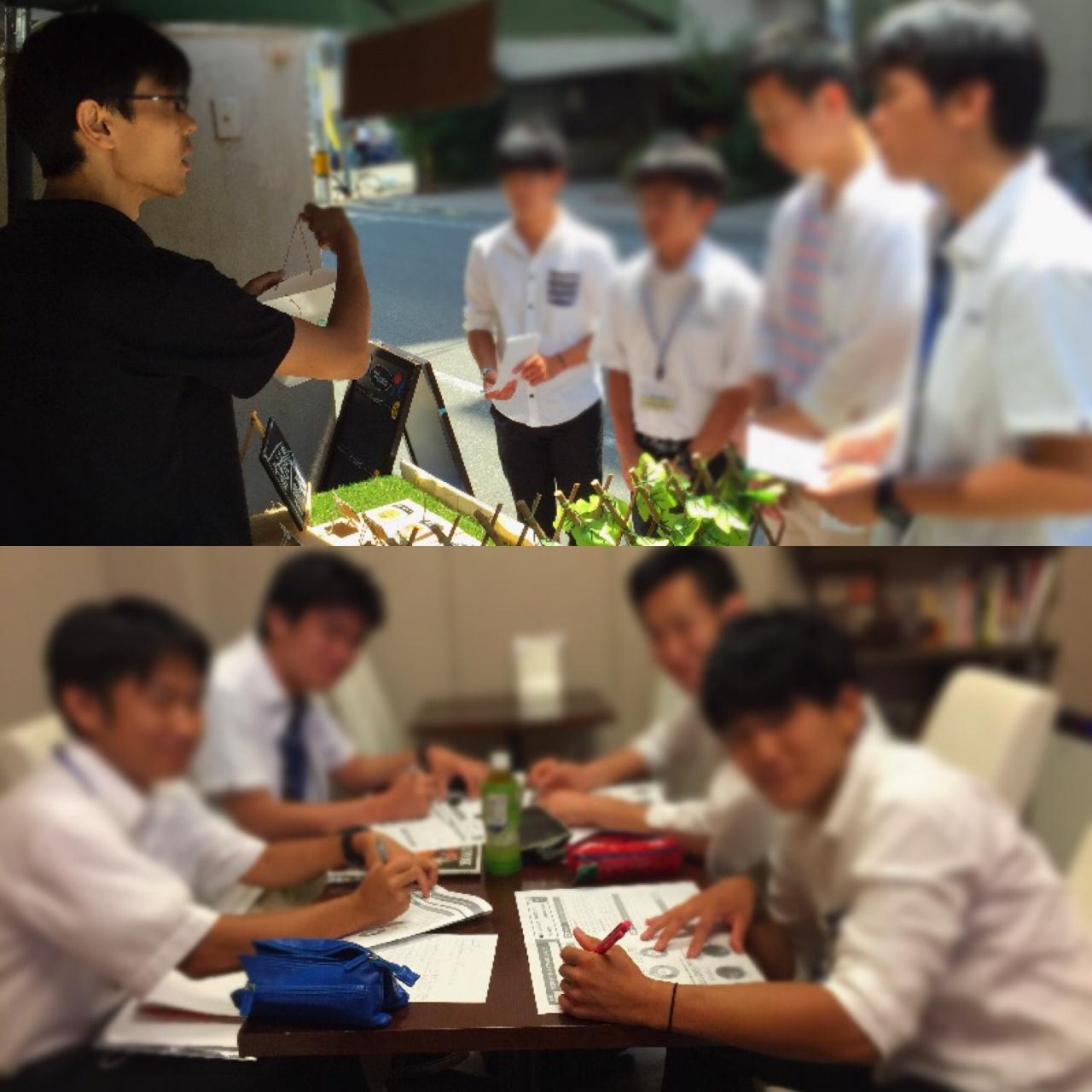 GIVE&GIFT(ギブアンドギフト):大阪経済法科大学のインターンシップを受け入れました