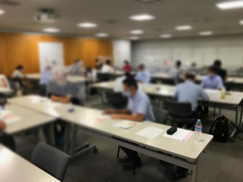 大阪産業創造館での社会貢献ビジネスワークショップ