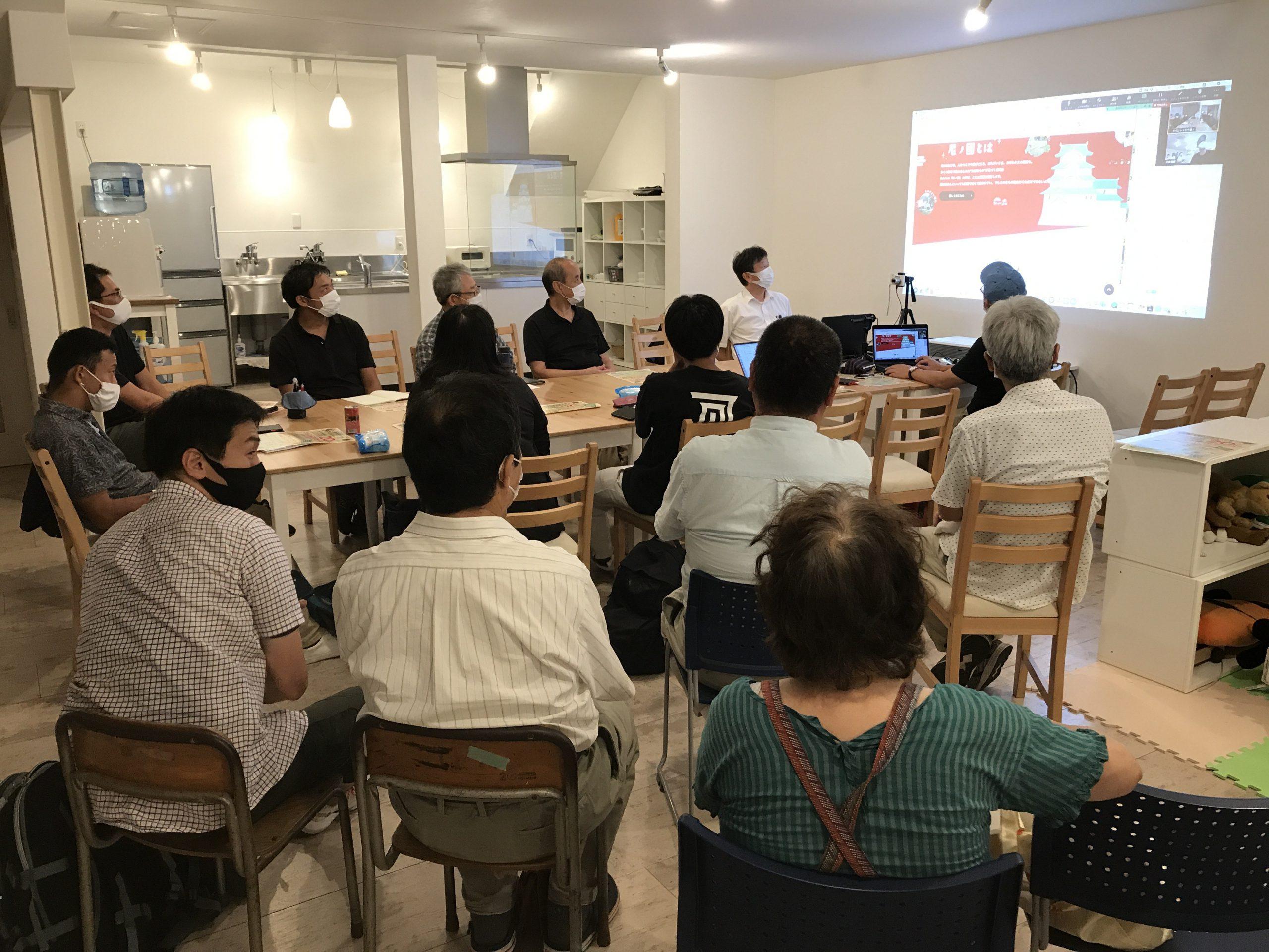 兵庫県洲本市の商店街活性化プロジェクト、開催日!