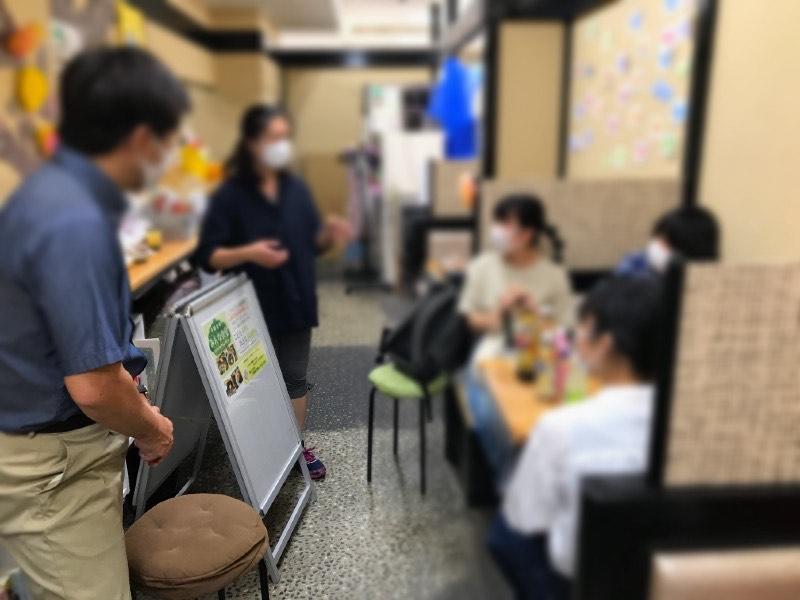 平野宮町みんな食堂が、常盤会学園大学とコラボ!